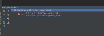 install build tools